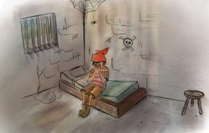 Fitzgerald en prison